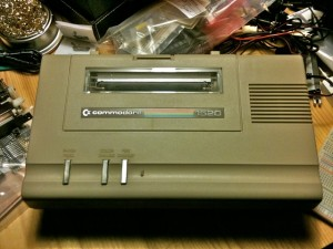 Commodore 1520 Printer Plotter