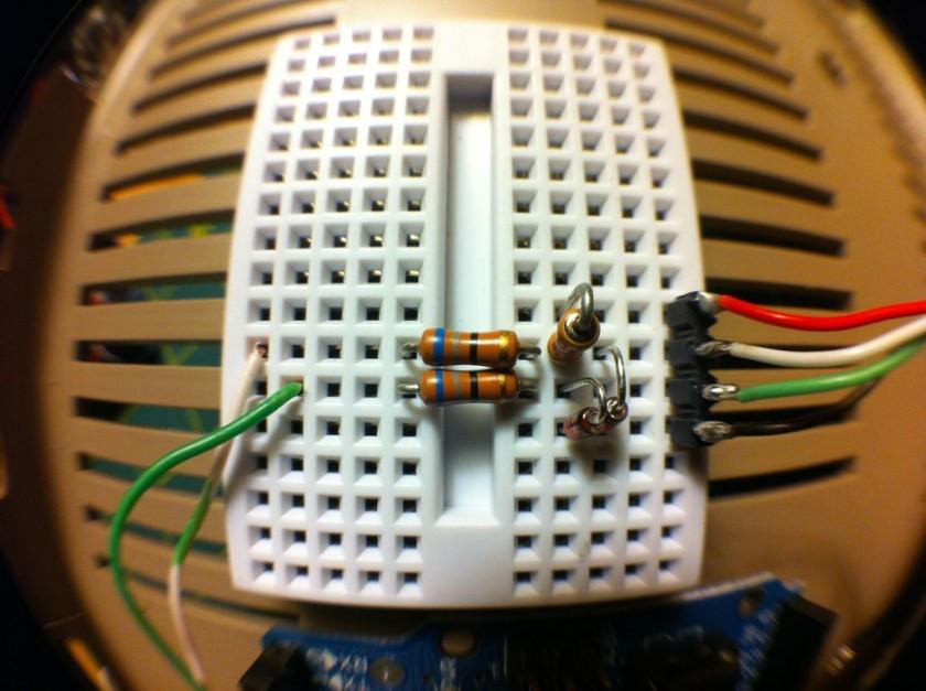 Arduino V-USB Glue